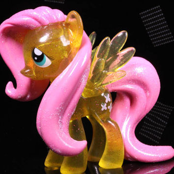 Funko My Little Pony, Fluttershy Clear Glitter Chase