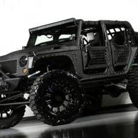 Custom 2013 Jeep Wrangler Unlimited Full Metal Jacket