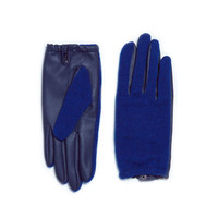 SHORT LEATHER GLOVE - Accessories - Accessories - Woman | ZARA United Kingdom