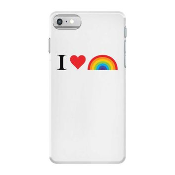 I Love Lgbt iPhone 7 Case