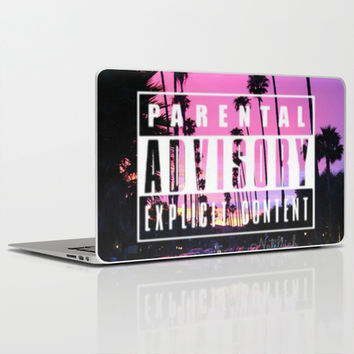 Explicit :) Laptop & iPad Skin by Pink Berry Patterns