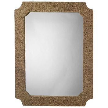 Jamie Young Co. Marina Mirror | New Mirrors | What's New! | Candelabra, Inc.