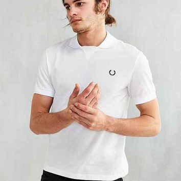 Fred Perry Rib Insert Polo Shirt
