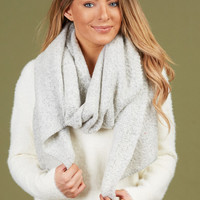 Altar'd State Soft Cloud Scarf - Scarves - Accessories