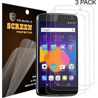 Reiko 2 PIECES Screen Protector Alcatel onetouch Fierce XL 5.5INCH
