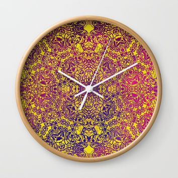 Magic 29 Wall Clock by jbjart