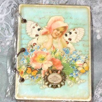 Victorian Flower Journal - Limited Supply