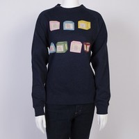 Cry Baby Blocks Crewneck