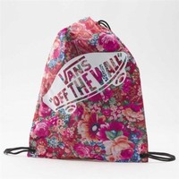Vans Printed Benched Bag (Multi Floral) True White, One Size