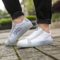 Nike BLAZER LOW GT X OFF-White White Sneakers