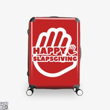 Happy Slapsgiving, How I Met Your Mother Suitcase