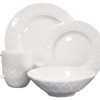 Lily Place Setting 4pc