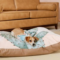 Iveta Abolina For Deny Copper Spike Pet Bed | Urban Outfitters