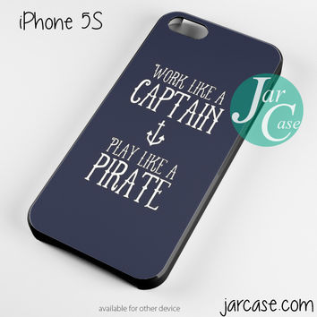 Play Like A Pirate Phone case for iPhone 4/4s/5/5c/5s/6/6 plus