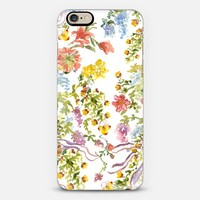 Versailles Floral iPhone 6 case by Pineapple Bay Studio | Casetify