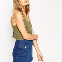 ASOS | ASOS The Ultimate Crop Cami at ASOS