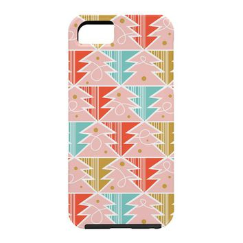 Heather Dutton Trim A Tree Chill Cell Phone Case