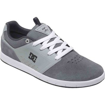 DC Cole Signature Men's Skate Shoe (ADYS100231 - Grey)