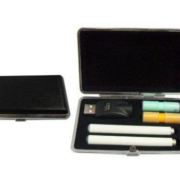 GETOW Case for Electronic Cigarette E-cig Holder E cigarette case- Fits almost all sizes of Electronic Cigarette.(E-Cigarette and accessories are not included)-FAST SHIPPING THROUGH USPS FIRST CLASS-