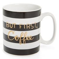 Tri-Coastal Design 'But First, Coffee' Ceramic Mug | Nordstrom