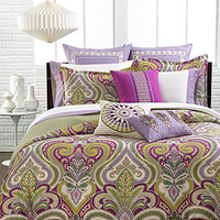 Echo Bedding, Vineyard Paisley Comforter and Duvet Cover Sets