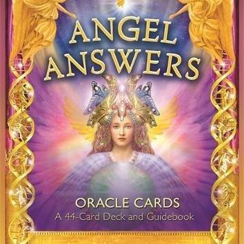 Angel Answers Oracle Cards TCR CRDS/P