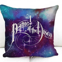 Panic At The Disco Pillow Cases