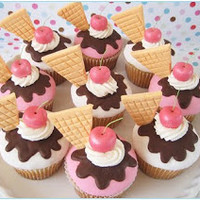 Party Frosting: Ice cream Theme!