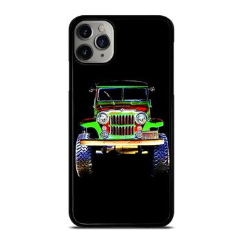 JEEP ART iPhone Case Cover