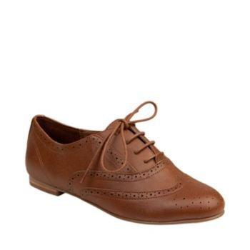 H Trouser Women S Leather Oxford Shoes From Steve Madden