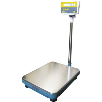 Commercial 600 Lb. Simple Bench Scale Easy Weigh