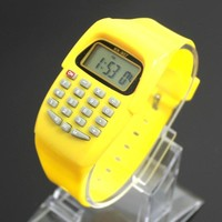 Kids' Watches Digital calculator with LED Sports