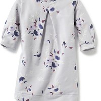 Old Navy Floral Cocoon Dress