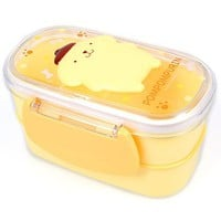 ☆ Sanrio relief lunch series ★ black cat DM service impossibility for the apple apple pudding relief double lunch case two steps lunch box child