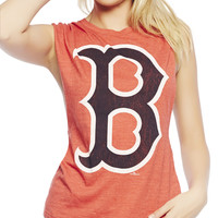 Boston Red Sox™ Tank | Wet Seal