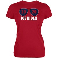 Joe Biden For President 2020 Sunglasses Juniors Soft T Shirt