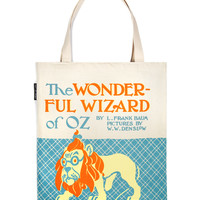 Wonderful Wizard of Oz tote bag