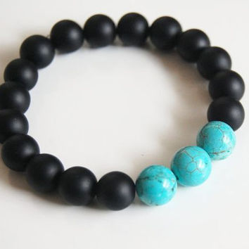 Shiny Gift Stylish Awesome Great Deal New Arrival Accessory Hot Sale Turquoise Bracelet [6464859393]