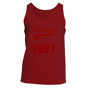 Vintage 1997 | Ultra Cotton® Tank T Shirt | Underground Statements