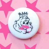 Invisible Monsters Button
