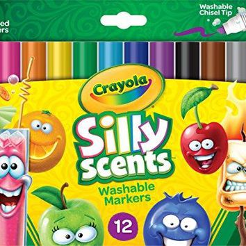 Crayola Silly Scents Markers