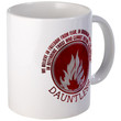 Divergent Faction - Dauntless Mug
