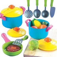 Small World Living Toys Young Chef Cookware Set | www.deviazon.com