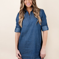 Chambray Tunic - 2 colors