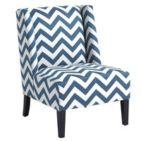 Owen Wing Chair - Teal Vibes