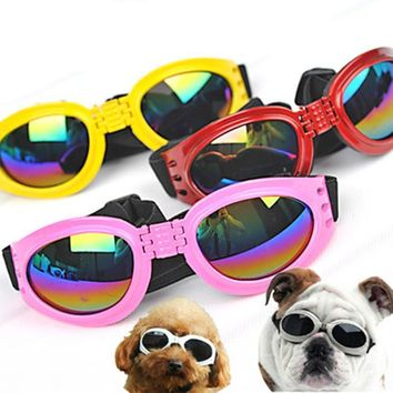 Dog Eye Wear Protection Goggles