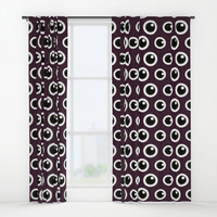 Eye Spy Window Curtains by lalainelim