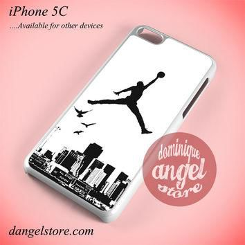 Air Jordan Uptown Phone case for iPhone 5C and another iPhone devices