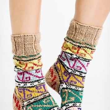 Jazzy Bed Socks