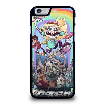 DISNEY STAR VS THE FORCE OF EVIL iPhone 6 / 6S Case Cover